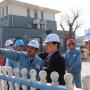 张店区人大常委会副主任陈长鹏来公司调研新建项目