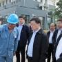 市委副书记、市长于海田来公司调研重大项目建设情况